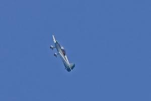 L'avion CAP10 de Cholet Pontreau